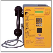 MS-1000 Wall Mounted Coin Box Telephone